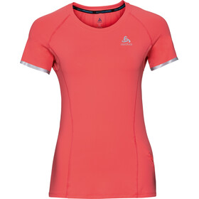 Odlo Zeroweight Ceramicool Crew Neck SS Shirt Women dubarry